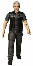 Clay Morrow Ron Perlman Sons of Anarchy Samcro Redwood Mc Action Figur Mezco