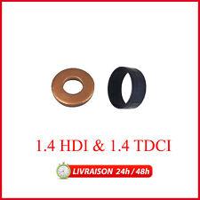 Joint (bague) d'injecteurs + protecteur C1/C2/C3/Fiesta/107 1.4 Hdi 1.4 TDCI