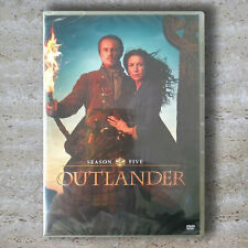 Outlander Season 5 (4-Disc DVD) Fast Shipping new new new ! ! !