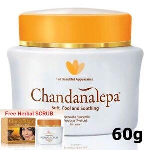 Whitening Chandanalepa  Cream 100%Natural Herbal Cream