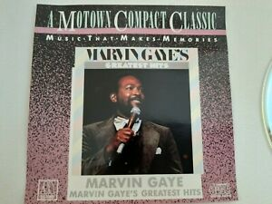 Marvin Gaye's Greatest Hits by Marvin Gaye (CD, 1987, Motown)