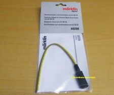 **Märklin 60200 Anschlussadapter zu Schaltnetzteilen 60061 & 60101, Neu**