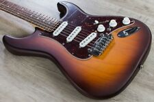 G&L USA S-500 Electric Guitar Rosewood Board Old School Tobacco Sunburst Frost
