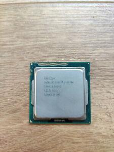 Processeur Intel Core i7 3770k 3.5Ghz 4c/8t 8Mo L2 Socket 1155 CPU p67 z68 z77