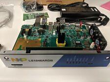 NXP QorIQ LS1046A-RDB Development Board.  Four 64-bit Arm® Cortex®-A72. 8GB DDR4