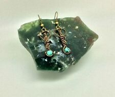 Brass Turquoise Natural Costume Jewellery
