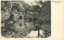 Texas, Tx, Mineral Wells, Pleasant Reflections Udb (pre-1907) Postcard