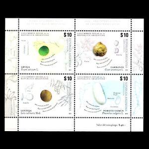 Argentina 2016 - International Year of Pulses Plants Foot - Sc 2805 MNH