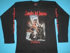 Angeles del Infierno - Diabolicca T-shirt Long Sleeve size L  camiseta
