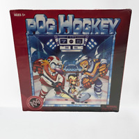 VINTAGE OFFICIAL POG HOCKEY GAME TOY SET - FUNRISE GPA POGS MILK CAP COLLECTION