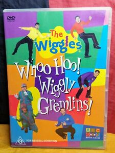 The Wiggles - Whoo Hoo! Wiggly Gremlins (DVD, R4, 2003)