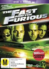 Fast and The Furious 2015 VIN Diesel DVD