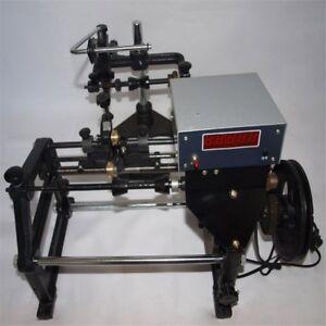 220V Automatische Spulenwickelmaschine Handspulenwickler Mit Elektronischer cp