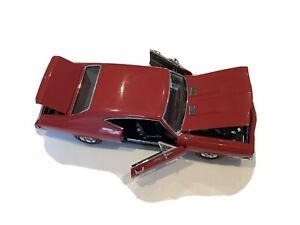 1968 chevrolet Chevelle SS 396 Franklin Mint