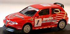 Alfa Romeo 147 GTA Européen alfa Challange #1 rouge rouge 1:87 Schuco