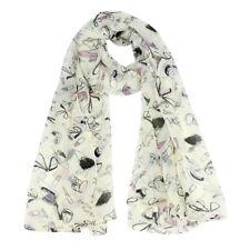 Autumn new fashion women shawl scarf lipstick high-heeled shoes ladies scarves