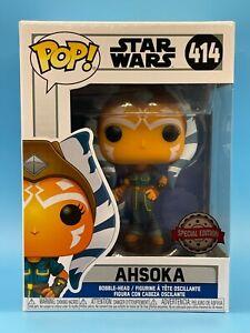 Funko Pop! Star Wars: Ahsoka - Casual Pose #414 Brand New