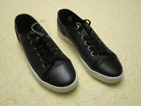 NEW Michael Kors Signature City MK Black Fashion Sneakers Sz 8