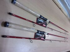 New listing 2 Berkley Cherrywood Hd Spinning Rods 7 foot Medium Heavy power