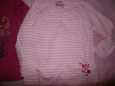 TCM 2 süße Shirts Tunika rosa Langarm-Shirt  Gr.98-104  Langarmshirt Pullover