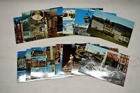 Lot of World Travel Postcards! 17 Postcards Total- Nice Condition! (BIN22)