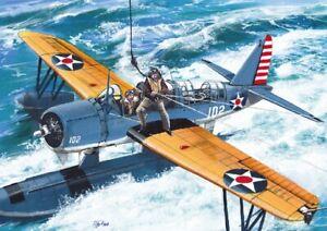 "AZ Models 1/72 OS2U Kingfisher ""US Navy"" plastic kit"