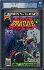1979 Marvel Comics Tomb of Dracula Issue #70 Last Issue CGC 9.6
