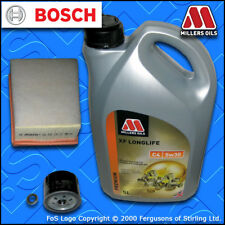 SERVICE KIT for RENAULT MEGANE III 1.5 DCI +DPF OIL AIR FILTER +OIL (2009-2012)
