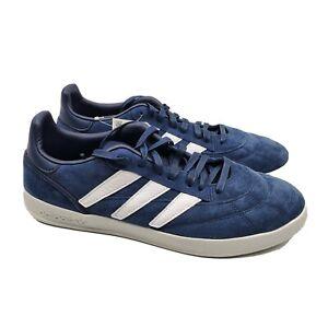 adidas Men SOBAKOV P94 Collegiate Navy Blue Soccer Sneakers EE5645 Size 11.5