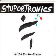 Stuportronics-will-o-the - wisp, CD