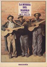 Giles Oakley, La musica del diavolo, Mazzotta, blues, musica, 1978, Bessie Smith
