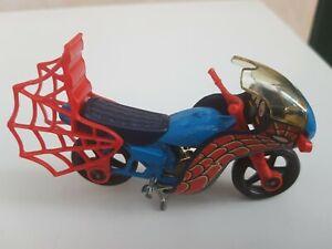 Vintage Corgi 266 Spiderman Spiderbike motorbike