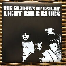 THE SHADOWS OF KNIGHT Light Bulb Peace and Love promo 7 45 giri vinyl Red Ronnie