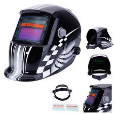 Auto Darkening Electric Mask Welding Helmet Welder Cap Lens for Welding Machine