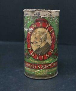 Vintage Old John Oakey & Sons Ltd. London Knife Polish Empty Box