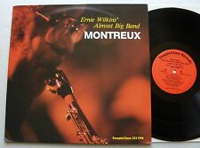 Ernie WILKINS' ALMOST BIG BAND Montreux DENMARK LP STEEPLE CHASE (1984) EX