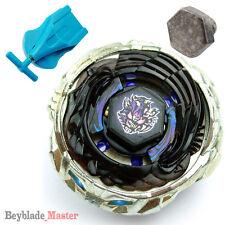Beyblade Fusion master BB122 DIABLO NEMESIS+METAL FACE BOLT+String BEY Launcher