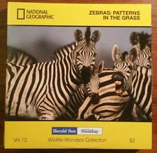 National Geographic Wildlife ZEBRAS: PATTERNS IN THE GRASS (Doc DVD Collection)