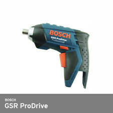 Bosch GSR Prodrive Professional 3.6V Schraube LED 250Rpm 500g Bare Tool keine Batterie
