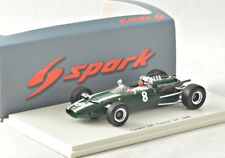 NEUF 1/43 SPARK S5290 Cooper T81, GP de France 1966, Chris Amon #8