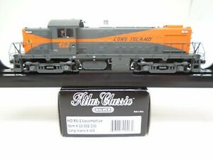 Atlas Ho Alco RS-1 locomotive, Long Island RR 463