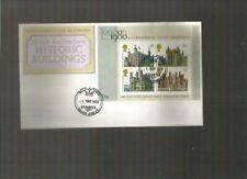180592/ GB UK BLOCK von 1978 auf Brief