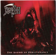 """Death  – The Sound Of Perseverance (CD, 9 Tracks, """"PROMOTIONAL USE ONLY"""")-1998"""