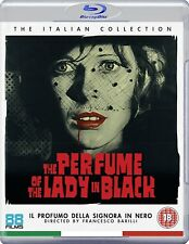 THE PERFUME OF THE LADY IN BLACK - (Blu-ray)