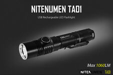 Nitenumen TA01 LED Flashlight