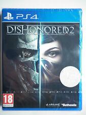Dishonored 2 Jeu Vidéo PS4 Playstation 4