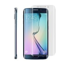 Panzerfolie Samsung Galaxy S6 Edge Panzer Folie Display Schutzglas Full Cover 3D
