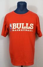 VTG 90's Chicago Bulls Basketball T-Shirt Official Practice Warmup Tee Champion