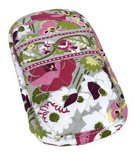 Vera Bradley Double Eye Eyeglass Case in Make Me Blush