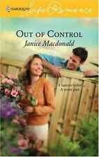 Superromance: Out of Control 1378 by Janice MacDonald (2006, Paperback)